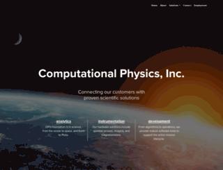cpi.com screenshot