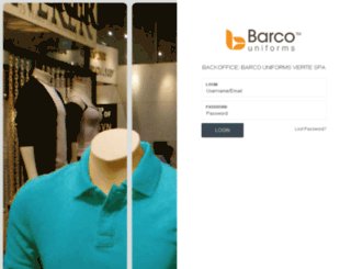 cpk.barcouniforms.com screenshot