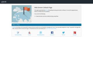 cplesk3.weblogy.net screenshot