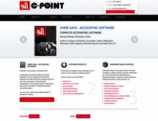 cpointonline.com screenshot