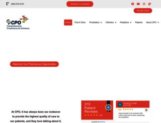 cpousa.com screenshot