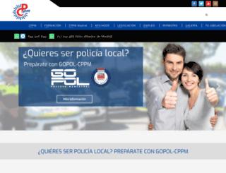 cppm.es screenshot
