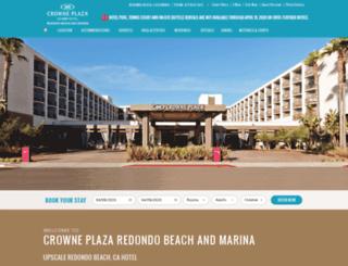 cpredondobeachhotel.com screenshot