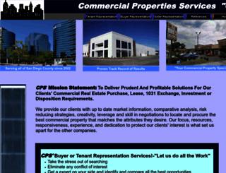 cpssd.com screenshot