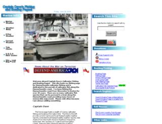 cptdave.com screenshot
