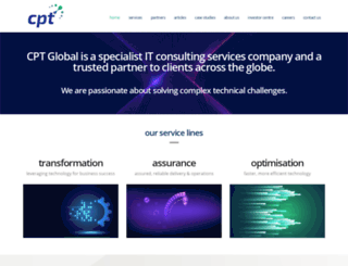 cptglobal.com screenshot
