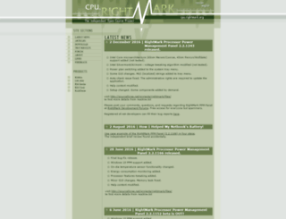 cpu.rightmark.org screenshot