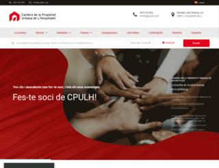 cpulh.com screenshot