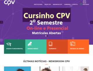 cpv.com.br screenshot