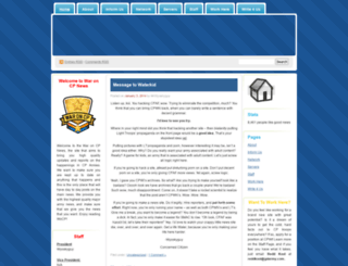 cpwarfareinsider.com screenshot