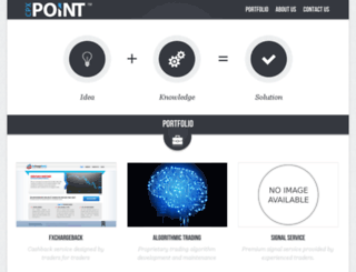 cpxpoint.com screenshot