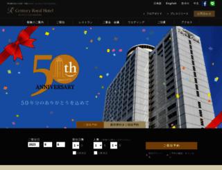 cr-hotel.com screenshot