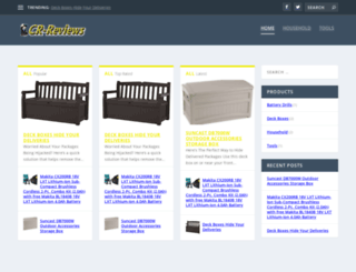 cr-reviews.com screenshot