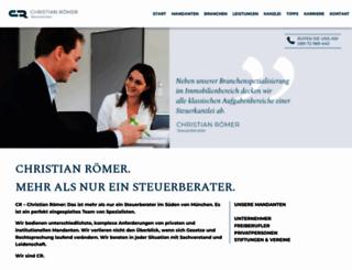 cr-steuerberater.webseiten.cc screenshot