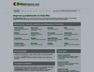 cr.traficohispano.com screenshot