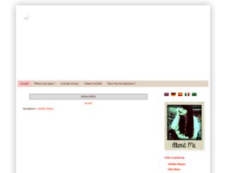 cr0komangechezstarbucks.blogspot.fr screenshot
