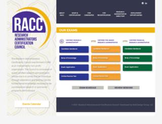 cra-cert.org screenshot