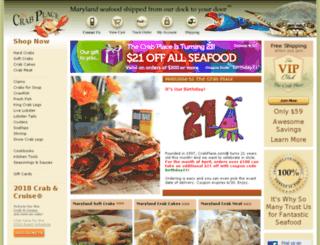 crabplace.com screenshot