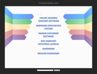 crackerdaily.com screenshot
