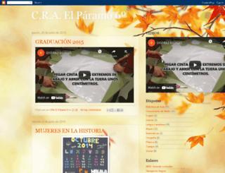 craelparamo6.blogspot.com.es screenshot