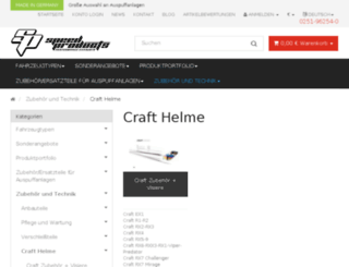 craft-helmets.de screenshot