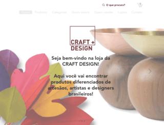 craftdesign.com.br screenshot