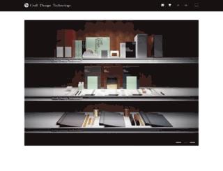 craftdesigntechnology.co.jp screenshot