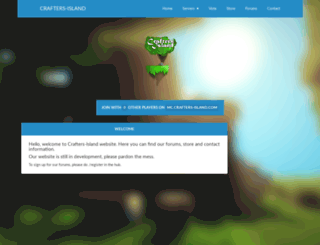 crafters-island.com screenshot