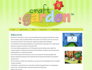 craftgardennz.blogspot.com.br screenshot
