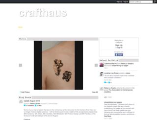 crafthaus.ning.com screenshot