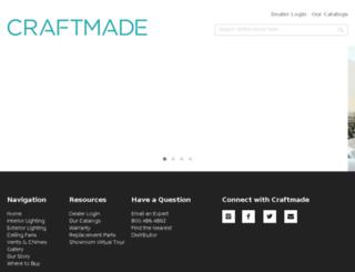 craftmadebrands.com screenshot