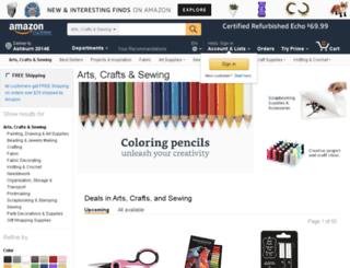 craftmall.com screenshot