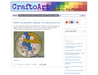 craftoart.com screenshot