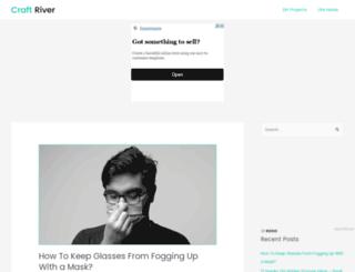 craftriver.com screenshot