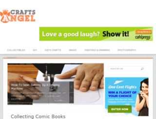 craftsangel.com screenshot