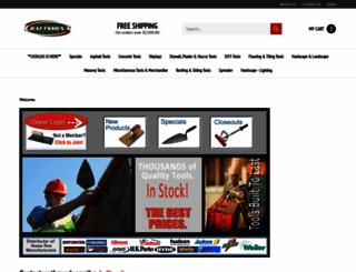 craftsmens.com screenshot