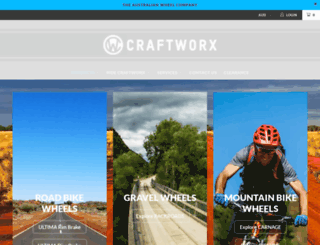 craftworx.com.au screenshot