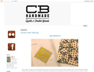 craftyblossom.blogspot.com screenshot