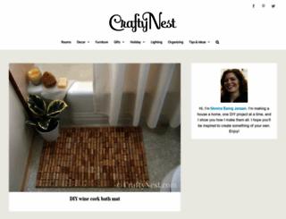 craftynest.com screenshot