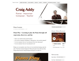 craigaddy.com screenshot