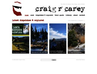 craigrcarey.net screenshot