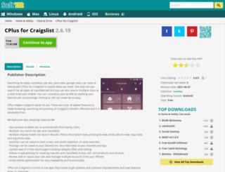 craigslist-posting-software.soft112.com screenshot