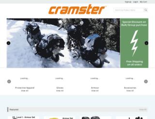 cramster.in screenshot