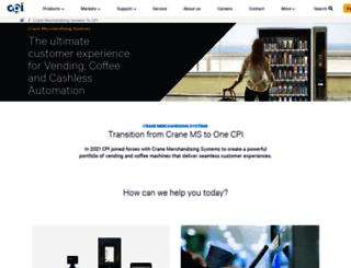 cranems.com screenshot