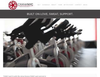 cranknyc.com screenshot