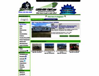 crankyape.com screenshot