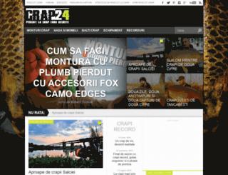 crap24.ro screenshot