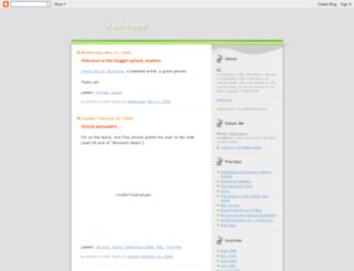 crashhappy.blogspot.fr screenshot