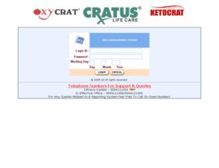 cratusonline.com screenshot