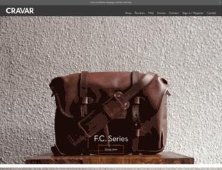 cravar.com screenshot